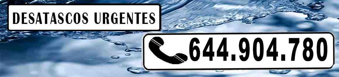 Desatascos Cartagena Urgentes